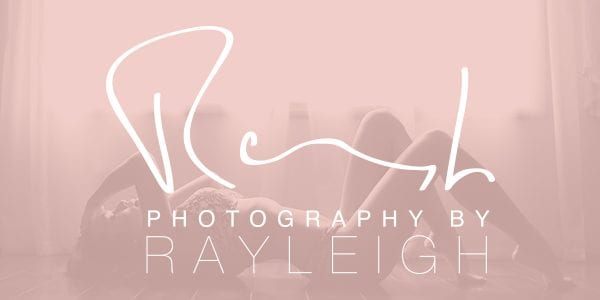 Photography By Rayleigh Portfolio Cover
