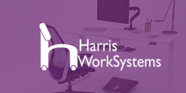 Harris WorkSystems Portfolio Cover