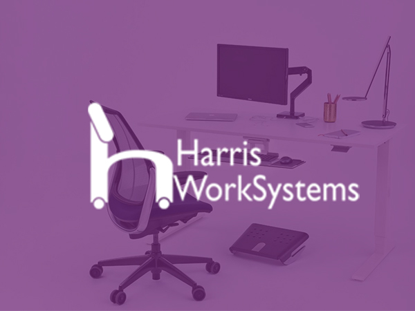 Harris WorkSystems Portfolio Cover