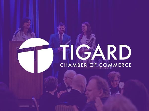 Tigard Chamber of Commerce Portfolio Cover