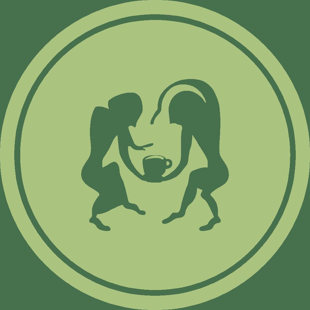 SymposiumCoffee Icon green