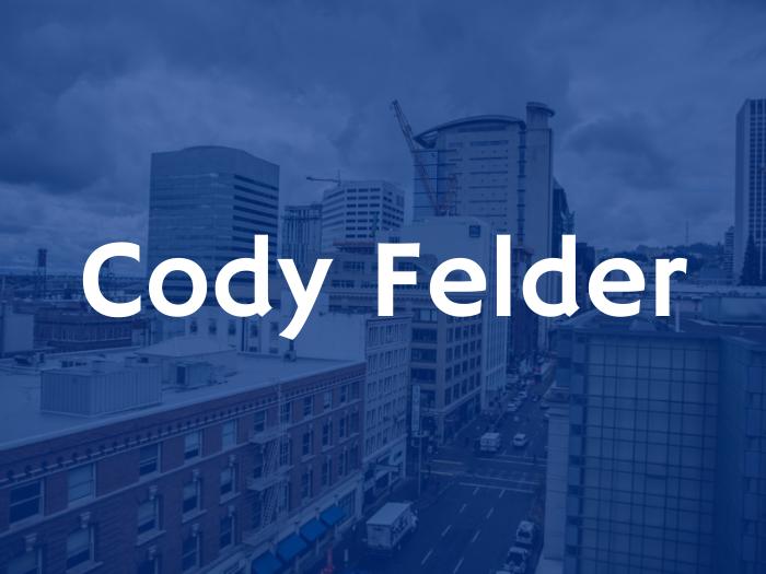 Cody Felder